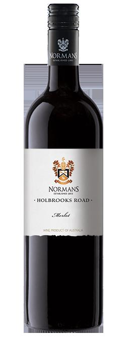 Normans Holbrooks Road Merlot 2020