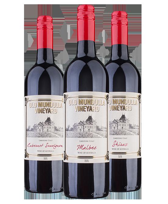 Old Mundulla Vineyard Mixed Dozen
