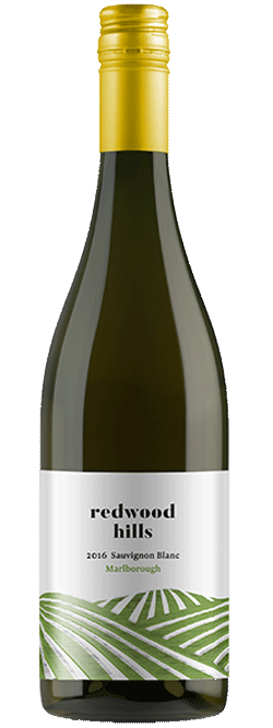 Redwood Hills Marlborough Sauvignon Blanc 2016