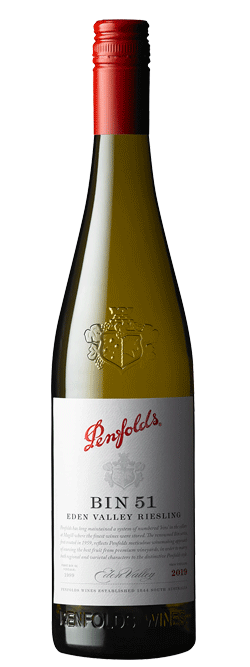 Penfolds Bin 51 Eden Valley Riesling 2019