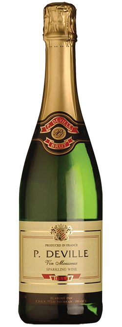 Pierre Deville French Brut