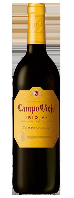 Campo Viejo Tempranillo 2018