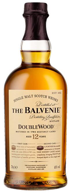 Balvenie Malt 12 Year Old Doublewood 700ml