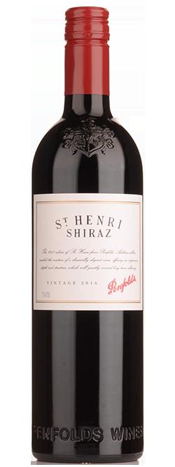 Penfolds St Henri Shiraz 2016