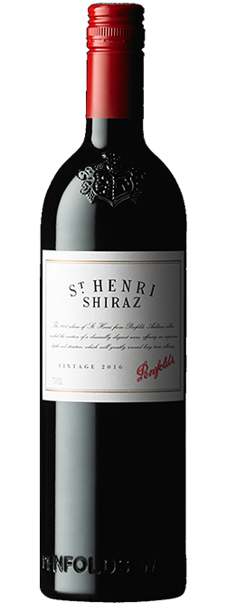 Penfolds St Henri Shiraz 2016 Gift Box