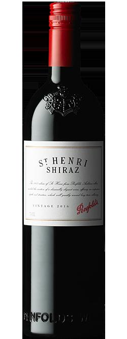Penfolds St Henri Shiraz 2016 Gift Box