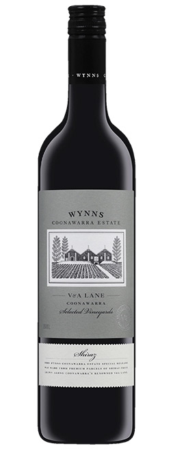 Wynns V&A Lane Coonawarra Shiraz 2014