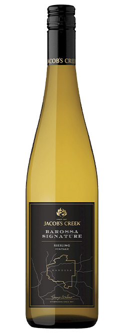 Jacobs Creek Signature Barossa Riesling 2018