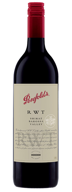 Penfolds RWT Barossa Valley Shiraz 2008