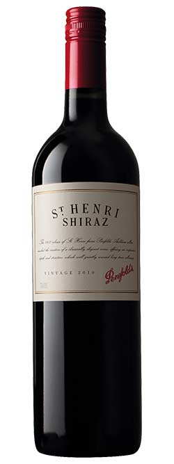 Penfolds St Henri Barossa Valley Shiraz 2010