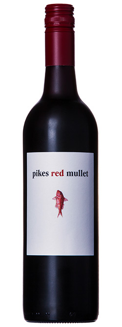 Pikes The Red Mullet Clare Valley Red Blend 2015