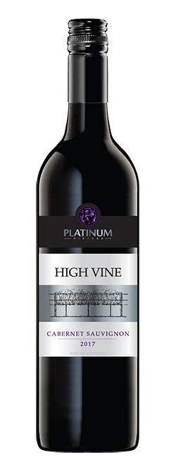 Platinum Vintage High Vine Cabernet Sauvignon 2017