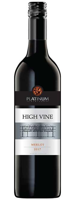 Platinum Vintage High Vine Merlot 2017