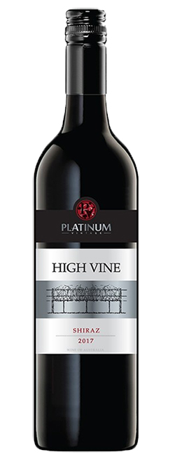 Platinum Vintage High Vine Shiraz 2017