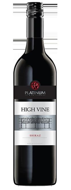 Platinum Vintage High Vine Shiraz 2018