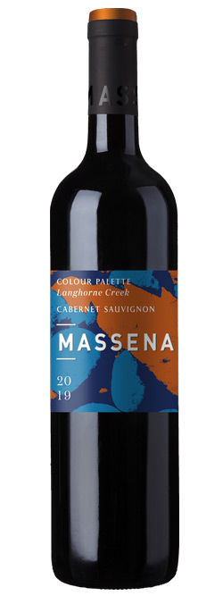 Massena Colour Palette Langhorne Creek Cabernet Sauvignon 2019
