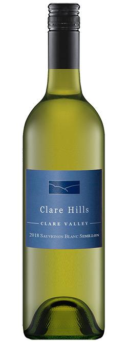 Clare Hills Clare Valley Sauvignon Blanc Semillon 2018 By Neil Pike