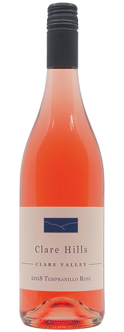 Clare Hills Clare Valley Tempranillo Rose 2018 By Neil Pike
