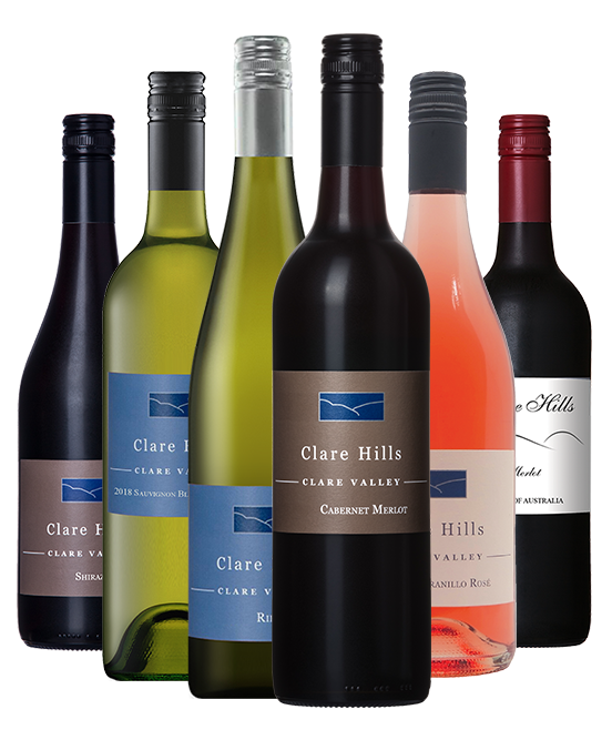 Clare Hills Clare Valley Mixed Dozen By Neil Pike