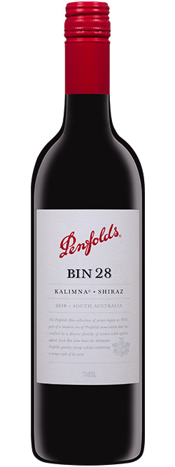 Penfolds Bin 28 Barossa Valley Shiraz 2010