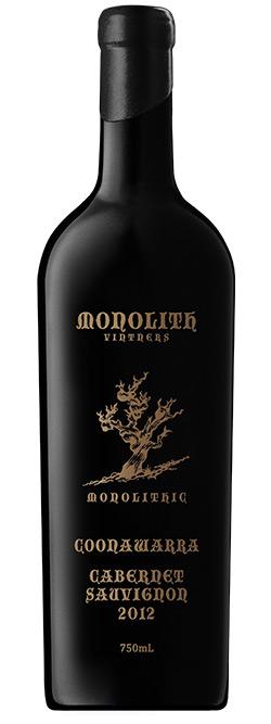 Monolith Vintners Monolithic Old Vine Coonawarra Cabernet Sauvignon 2012