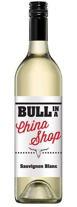 Bull In A China Shop Sauvignon Blanc 2016