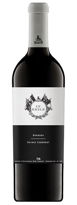 The Colonial Estate InExile Barossa Valley Shiraz Cabernet 2016