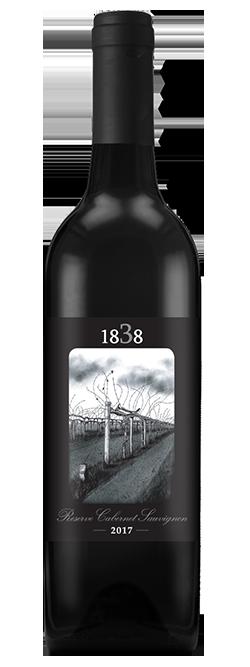 1838 Reserve Cabernet Sauvignon 2017