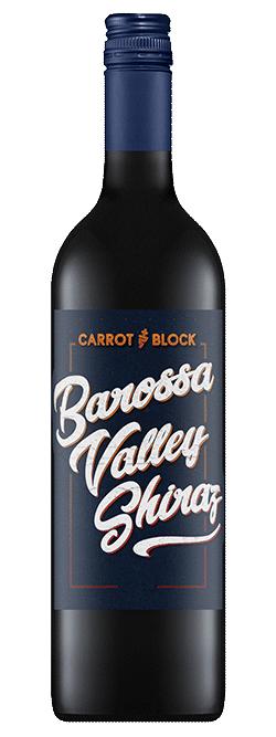 Carrot Block Barossa Valley Shiraz 2017 By Ivan Limb