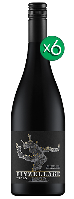 Einzellage 100 Year Old Vine Valley Floor Barossa Valley Grenache 2017 6pack