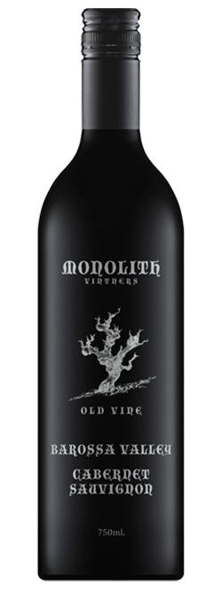 Monolith Vintners Old Vine Barossa Valley Cabernet Sauvignon 2017