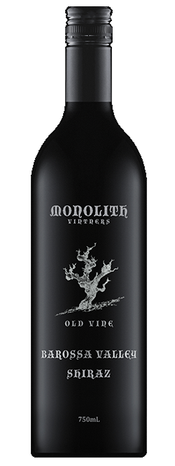 Monolith Vintners Old Vine Barossa Valley Shiraz 2017