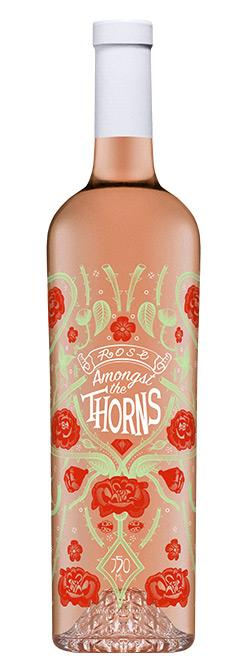 Rose Amongst The Thorns Rose 2017