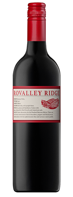 Rovalley Ridge Barossa Valley Shiraz 2017