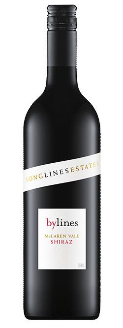 Songlines Estates Bylines McLaren Vale Shiraz 2017