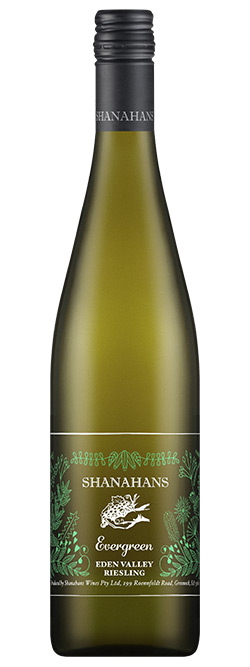 Shanahans Evergreen Eden Valley Riesling 2017