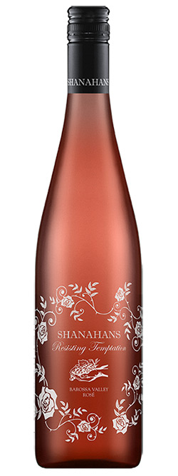 Shanahans Resisting Temptation Barossa Valley Rose 2017