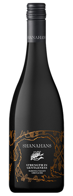 Shanahans Strength In Gentleness 100 Year Old Barossa Valley Grenache 2017