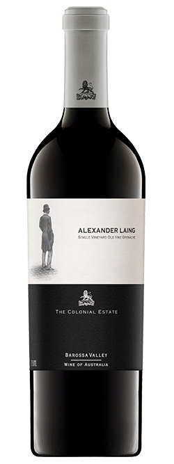 The Colonial Estate Alexander Laing Barossa Grenache 2017