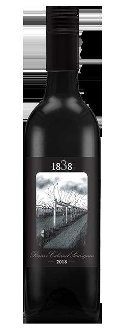 1838 Reserve Cabernet Sauvignon 2018