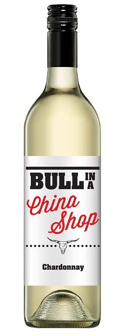 Bull In A China Shop Chardonnay 2018