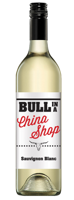 Bull In A China Shop Sauvignon Blanc 2018