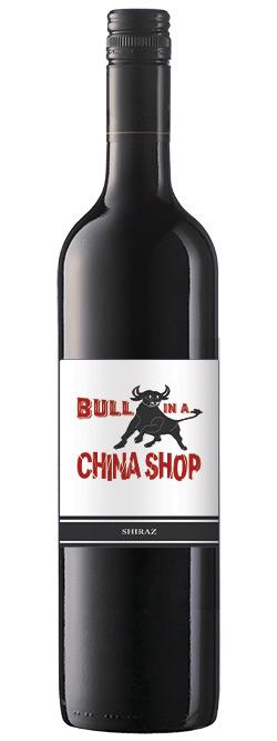 Bull In A China Shop Shiraz 2018