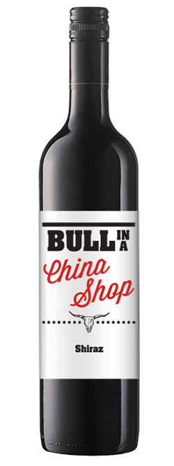 Bull In A China Shop Shiraz 2018