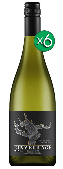 Einzellage Moculta Eden Valley Chardonnay 2018 6pack