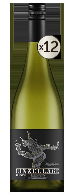 Einzellage Moculta Eden Valley Pinot Gris 2018 Dozen