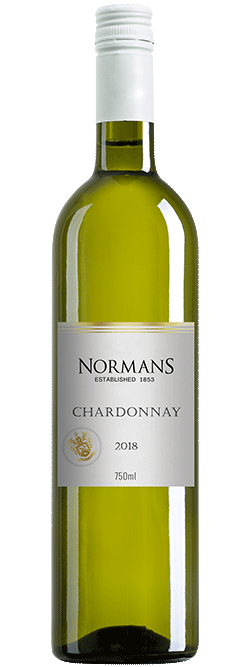 Normans White Label Chardonnay 2018