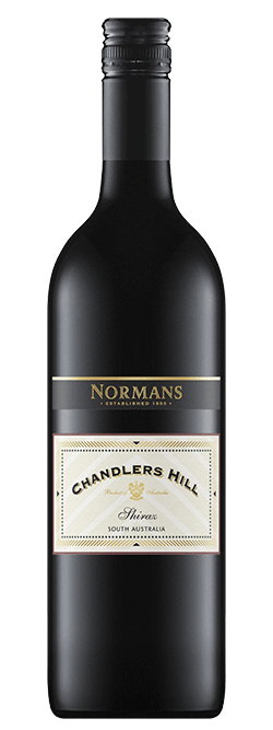 Normans Chandlers Hill Shiraz 2018