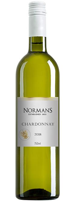 Normans White Label Lean & Green PET Chardonnay 2018