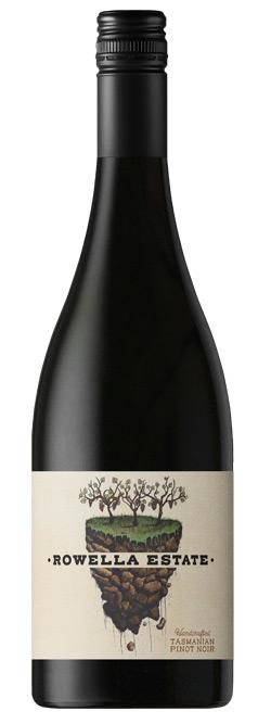 Rowella Estate Tasmanian Pinot Noir 2018